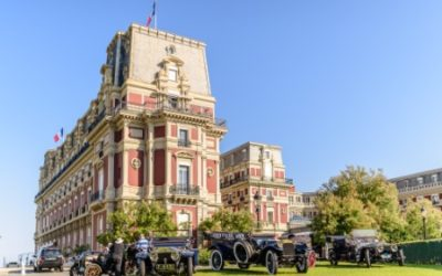 Hôtel du Palais : un palace entièrement rénové