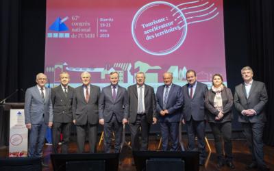 Discours Jean-Pierre ISTRE Congrés UMIH